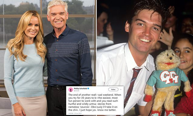ALISON BOSHOFF asks: Is 'TV nice guy' Schofield really Mr Nasty?
