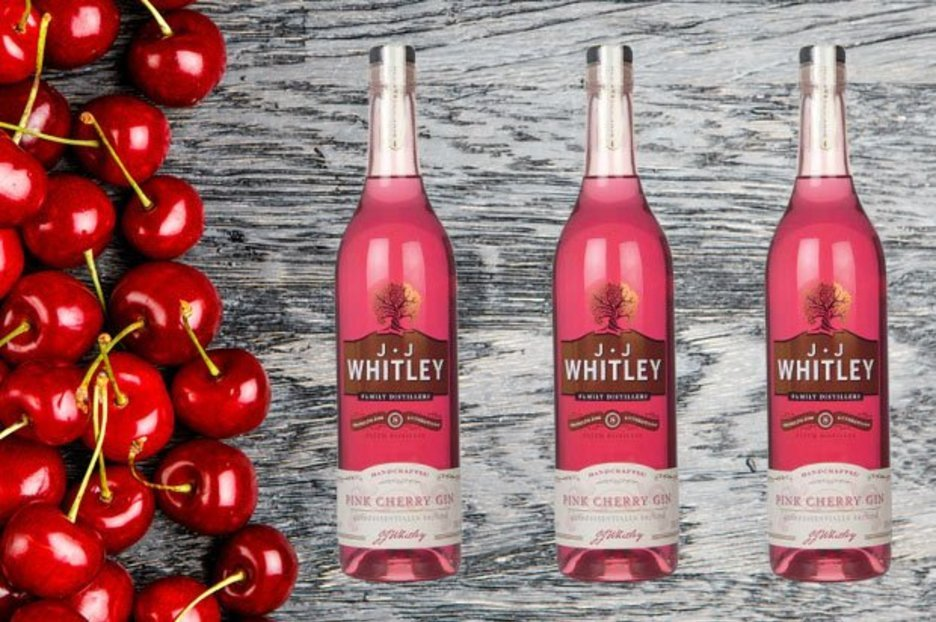 Sainsbury's is selling pink cherry gin – and shoppers love it