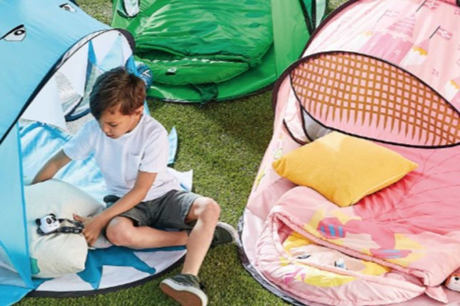 Aldi sells play tents for kids – and they come in monster, princess and shark designs