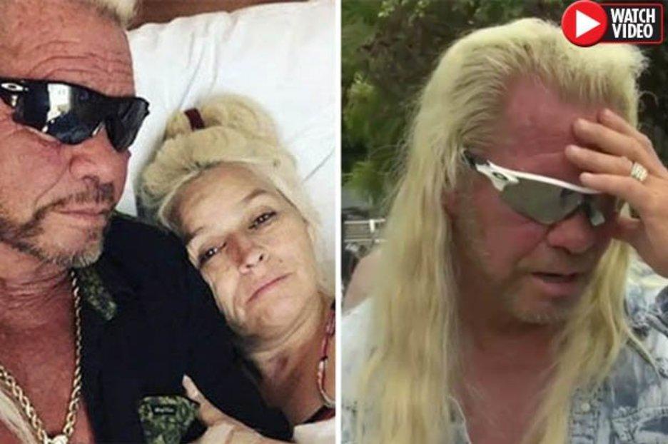 Duane 'Dog' Chapman breaks down as he reveals tragic wife Beth's tear-jerking final words
