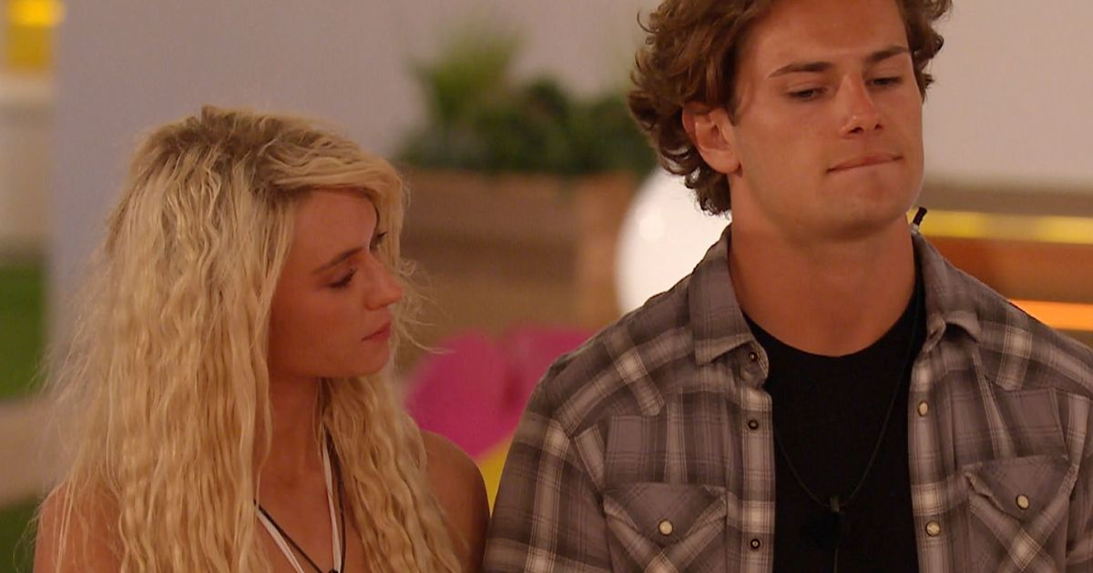 Love Island's Joe desperate to reunite with Lucie after calling her parents