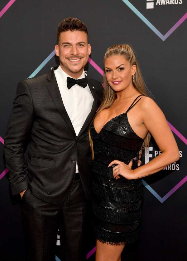 Jax & Brittany Just Got Married In A Wedding Attended By The 'Vanderpump Rules' Cast