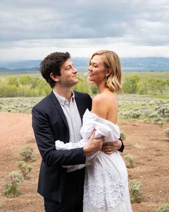 Karlie Kloss & Joshua Kushner Celebrate for a Second Time, Plus More Celeb Couples Who Got Hitched More Than Once