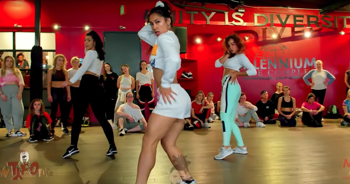 """This Lizzo Dance Video Is So Fierce, We Can't Stop Watching Them """"F*ck It Up to the Tempo"""""""