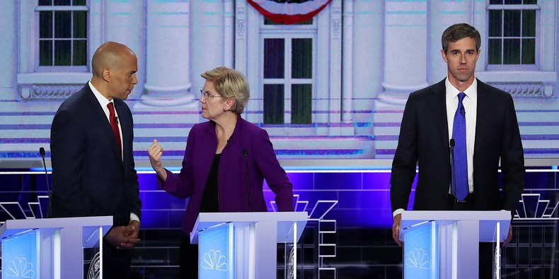 The Best Memes of the First Democratic Debate