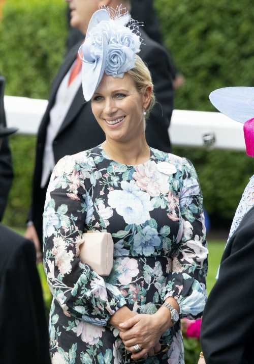 The Queen is closer to Zara & Mike Tindall than the Duke & Duchess of Cambridge