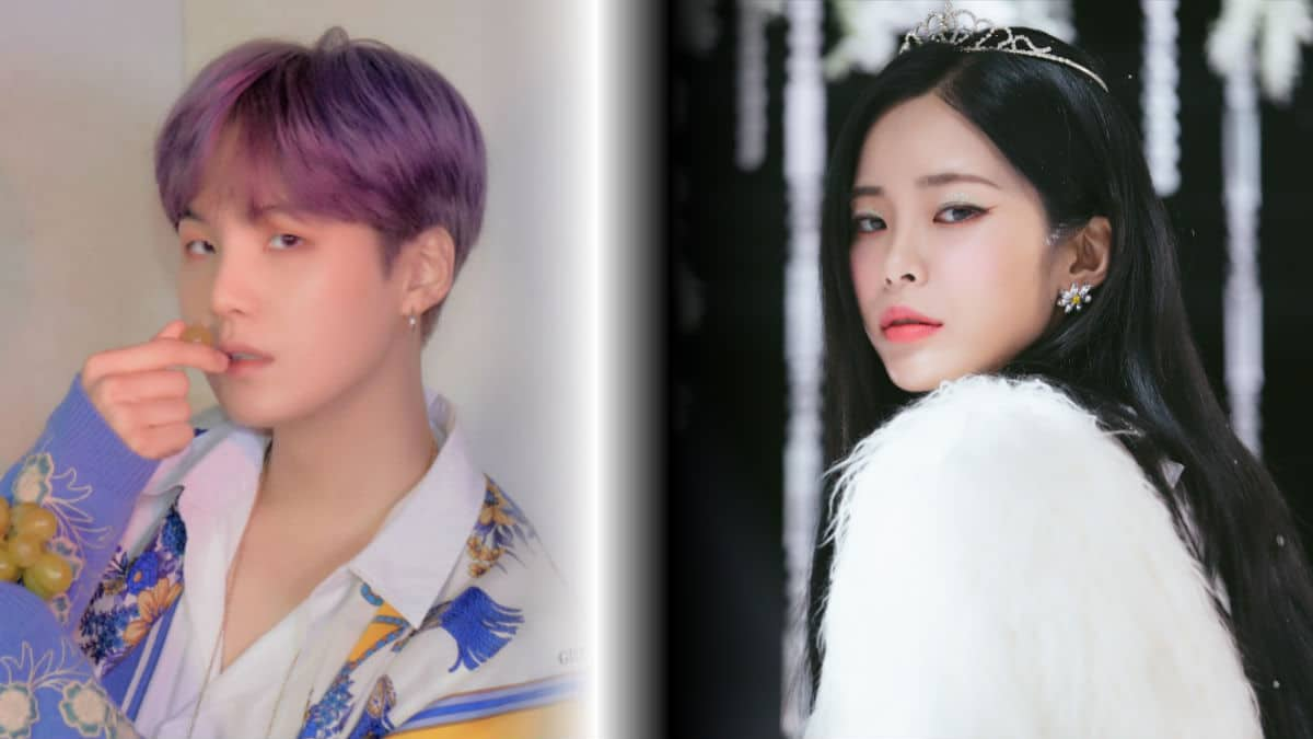 Suga X Heize: K-Pop idol of BTS collaborates with Heize on her comeback track We Don't Talk Together