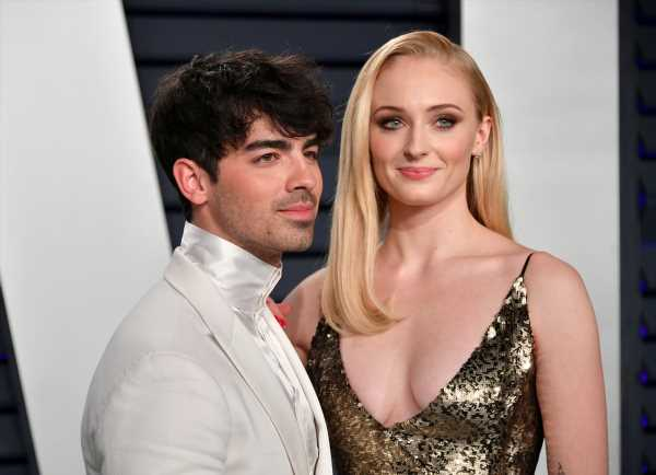 These Tweets About Joe Jonas & Sophie Turner's Wedding In France Will Give You Life