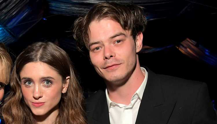 Natalia Dyer & Charlie Heaton Are Dior Darlings at 'Stranger Things' Season 3 Premiere!