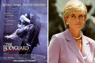 "Princess Diana Almost Blessed Us With Her Presence In ""The Bodyguard"" Sequel"