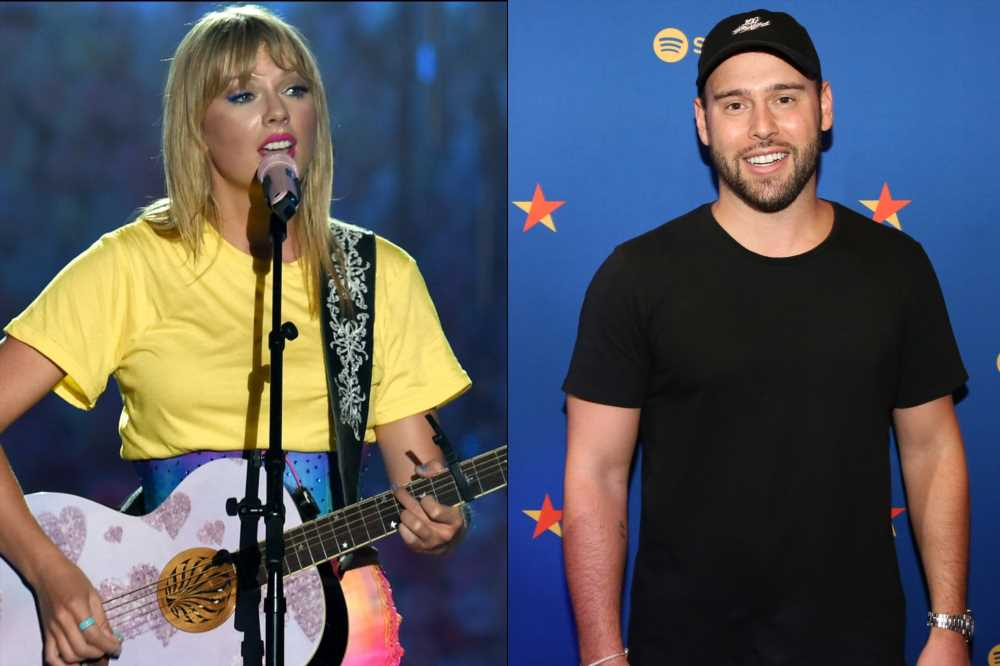 Taylor Swift is 'grossed out' that Scooter Braun is going to own her music