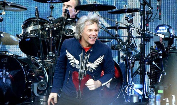 Bon Jovi LIVE REVIEW: Bon Jovi dazzle with a stadium show of pop-metal anthems