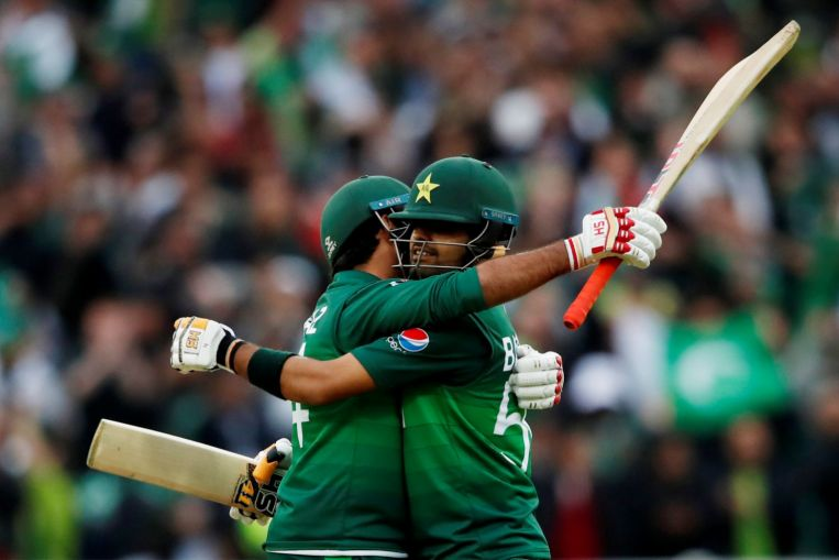 Cricket: Pakistan beat New Zealand by six wickets at World Cup