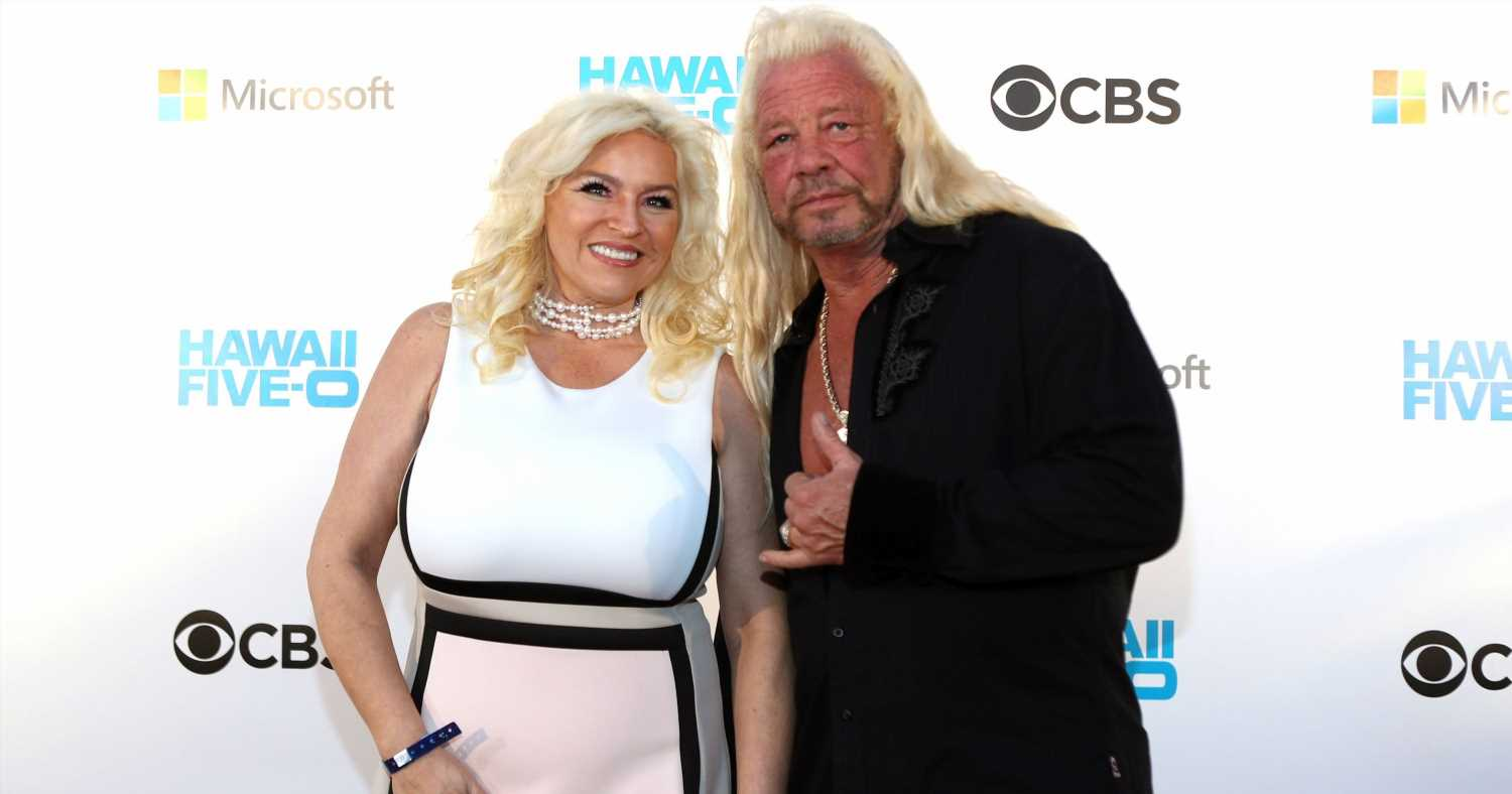 Dog the Bounty Hunter's Wife Beth Placed in Medically Induced Coma