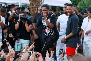 A$AP Rocky Charged With Assault by Swedish Prosecutors