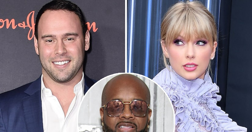 Jermaine Dupri Takes Sides in Taylor Swift-Scooter Braun Feud