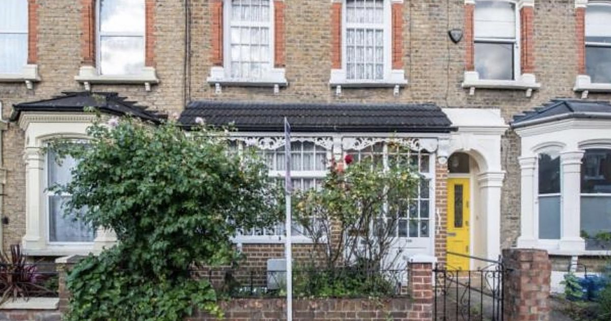 Incredible £800k London home looks normal but comes with own private pub