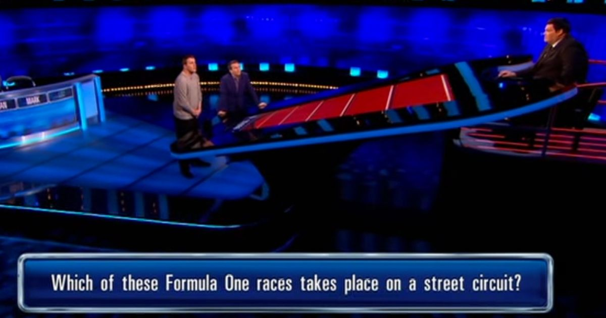 The Chase viewers mock sports fan who leaves after getting sport question wrong
