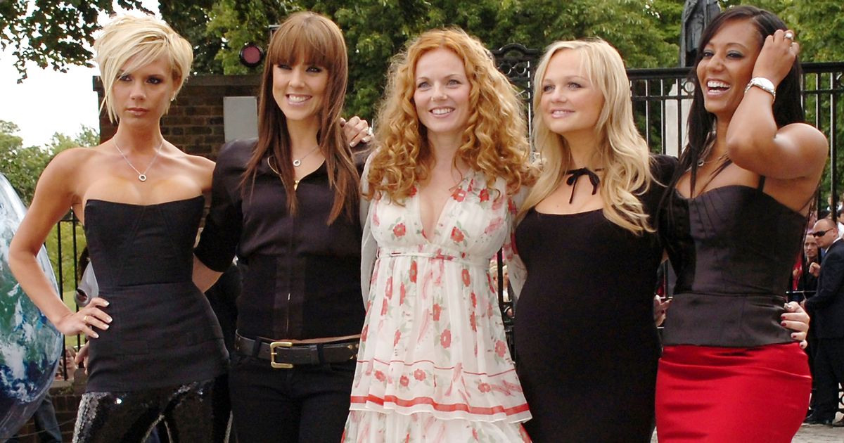 Victoria Beckham DOES want to reunite with the Spice Girls for Glastonbury's 50th birthday next year – according to Mel B's mum