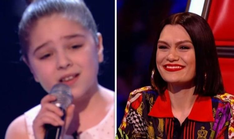 The Voice Kids UK: 'Can't stop' Viewers in tears over contestant's winning performance