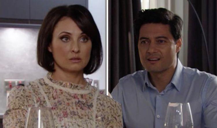 EastEnders spoilers: Honey Mitchell in danger as Adam Bateman makes troubling move?