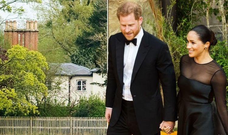 Meghan's further plans for Frogmore Cottage kept secret 'for reasons of national security'