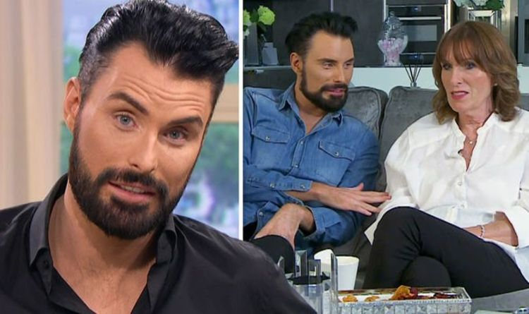 Rylan Clark-Neal: 'We don't get to do much' Celebrity Gogglebox star on his mum's health