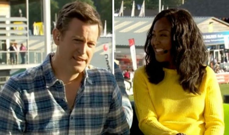 The One Show: 'We did a deal' Matt Baker delights co-host with Prince Charles reveal