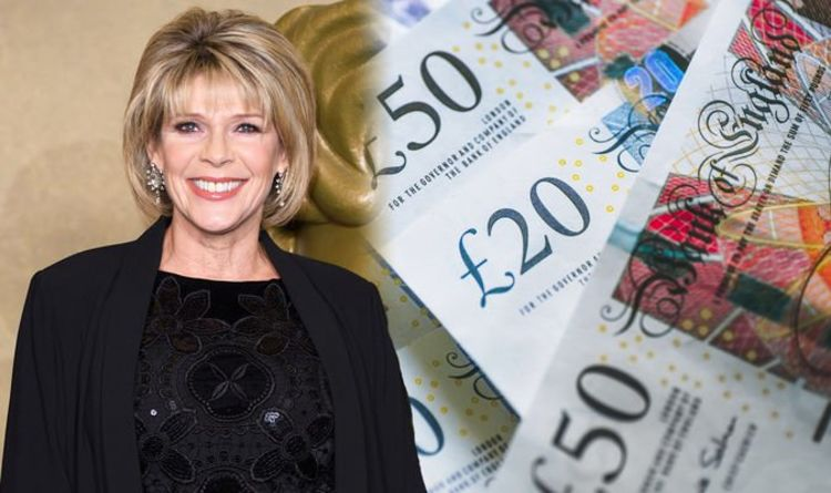 Ruth Langsford net worth: This Morning star's huge wealth – is it more than Eamonn Holmes?
