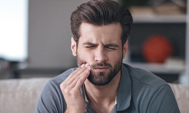 He had been complaining about the toothache for months