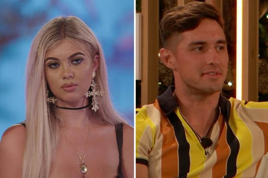 Love Island fansbaffled overBelle's bizarre reaction to Greg's arrival