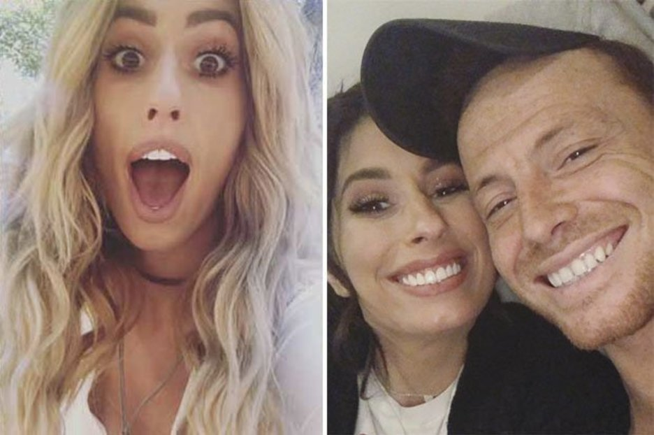 Joe Swash leaves fans in stitches with extra-cheeky joke about Stacey Solomon's assets