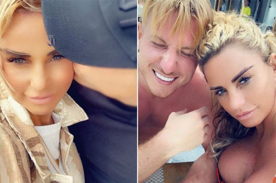 Katie Price hints at marriage and babies with Kris Boyson in loved-up snap
