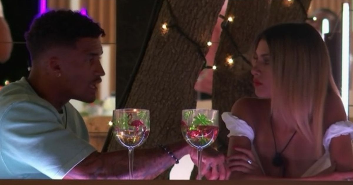 Love Island fans rage as Michael complains crying Amber is 'winning'