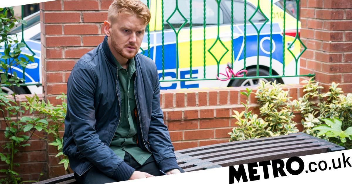 Corrie reveals Gary's next murder victim?