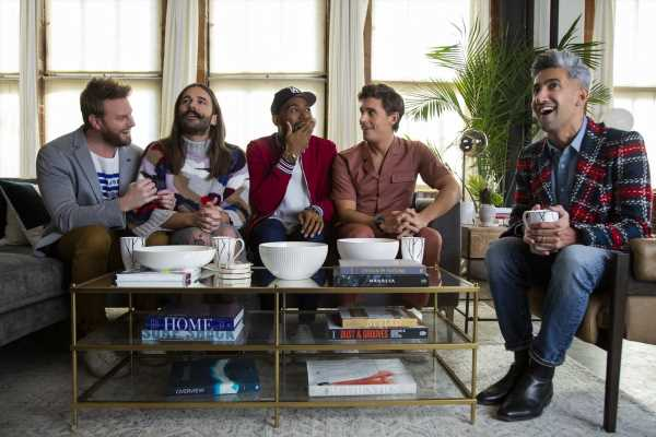 'Queer Eye' Won't Be Back Until 2020, But There's Other Fab Five Content Coming Soon