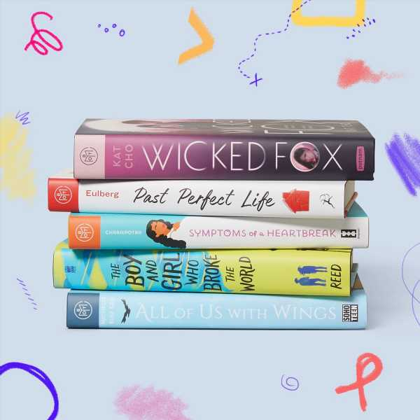 If You Love YA, Book Of The Month's New Subscription Box Is Perfect For You