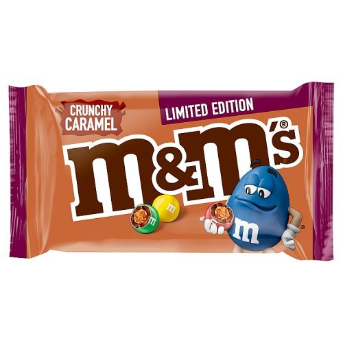 Home Bargains is now selling crunchy caramel M&Ms for just 29p