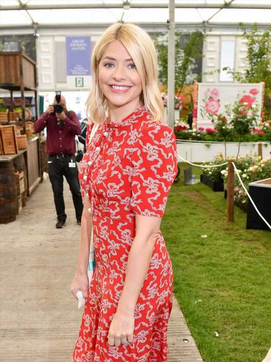 Holly Willoughby Marks & Spencer jumpsuit is guaranteed to be a sell-out