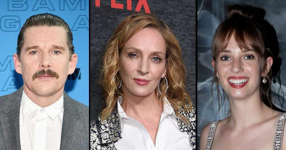 Ethan Hawke, Uma Thurman Praise Daughter Maya on 'Stranger Things' Debut
