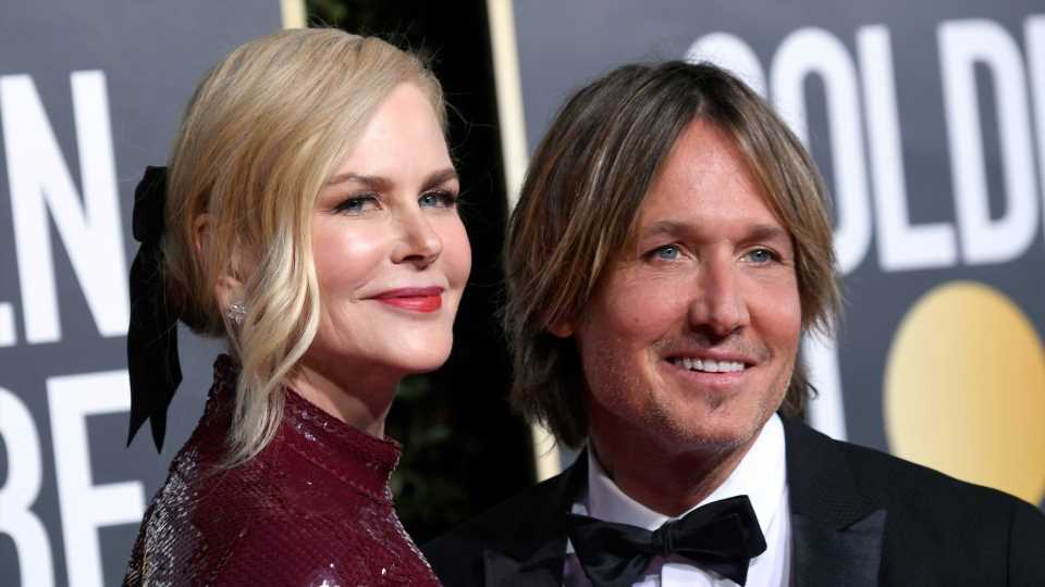 Nicole Kidman & Keith Urban Shared a Rare Photo of Their Daughters on Sunday's Birthday