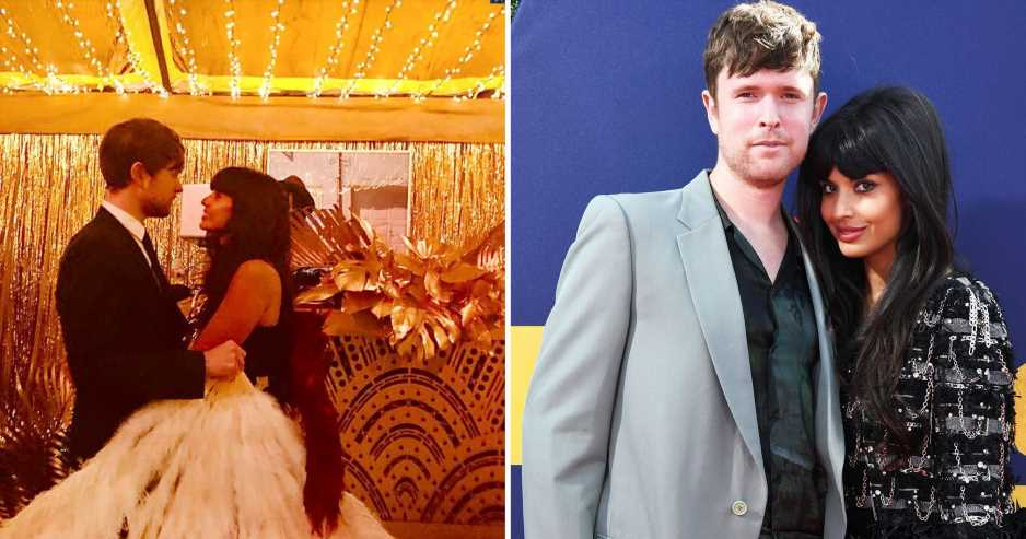 Jameela Jamil and James Blake: A Timeline of Their Love