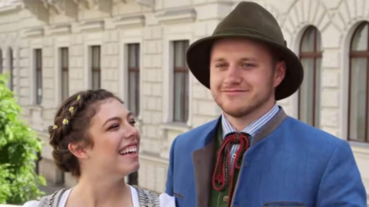 Josiah Duggar and Lauren Swanson picnic together to mark one-year anniversary