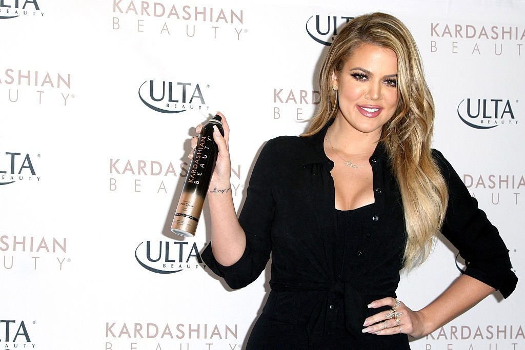 Khloe Kardashian Had a Hilarious Response After Getting Mom-Shamed for Long Nails