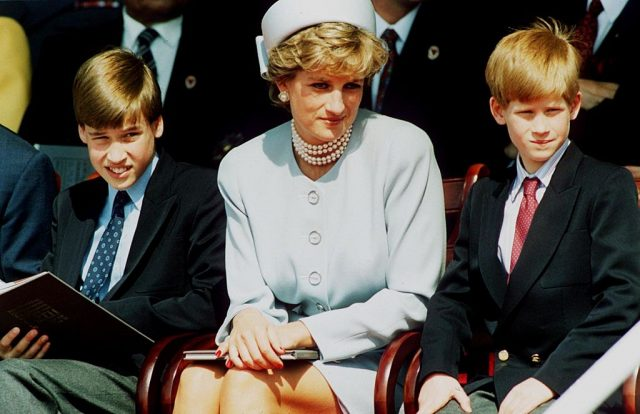 Traits Elton John and Others Close to Princess Diana Say Prince William and Prince Harry Inherited from Their Mother