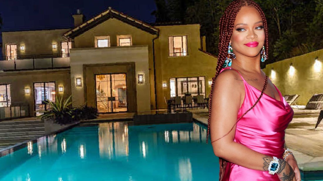 Rihanna Leasing Hollywood Hills Home For $35000
