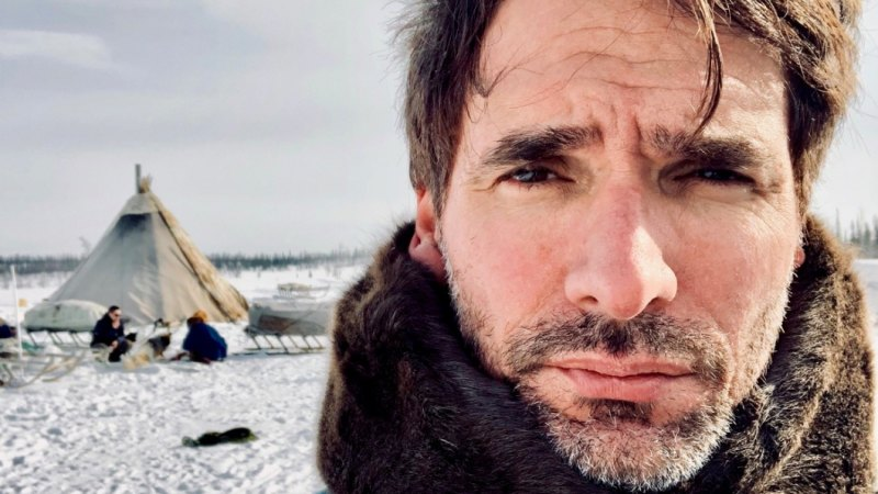 Off the beaten hack with Todd Sampson