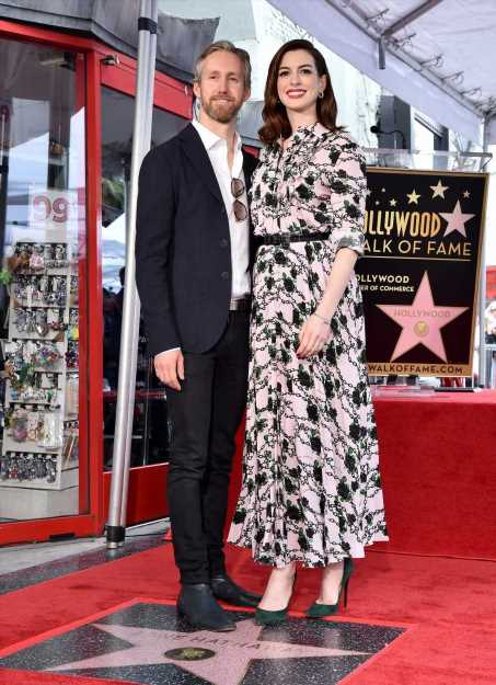 Baby No. 2! Anne Hathaway expecting her second child: 'It's not for a movie'