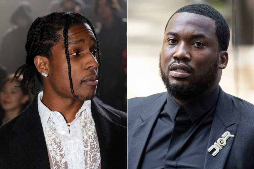 Meek Mill Speaks Out on A$AP Rocky Detention: 'This Could Be You Tomorrow'