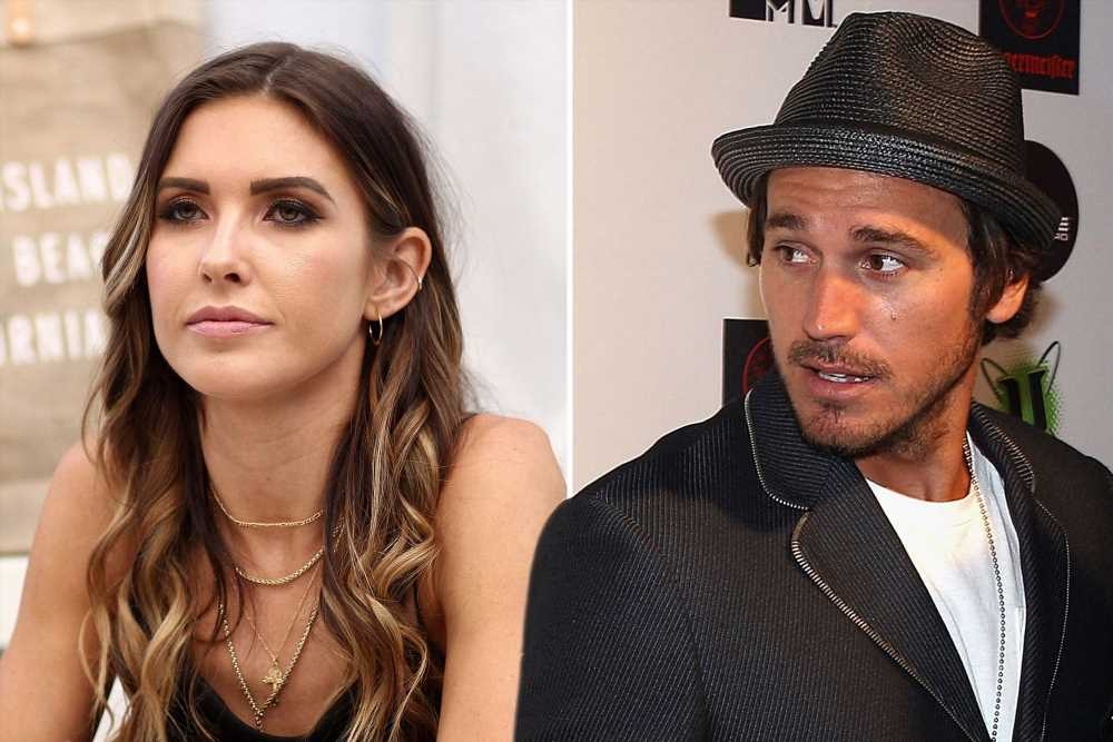 'The Hills' star Audrina Patridge accuses Corey Bohan of domestic violence